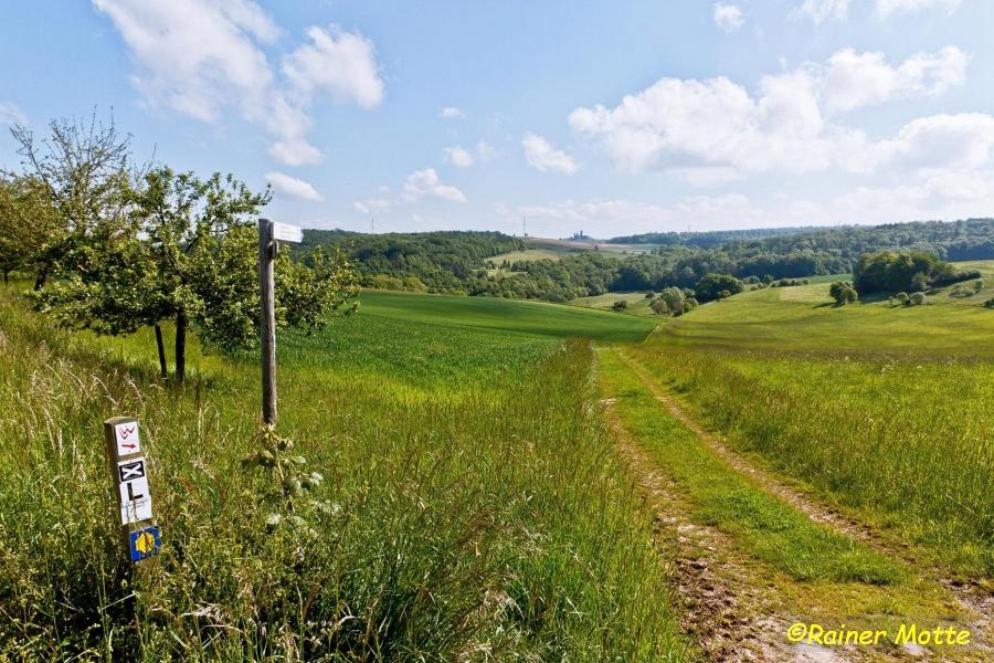Der Lahnwanderweg