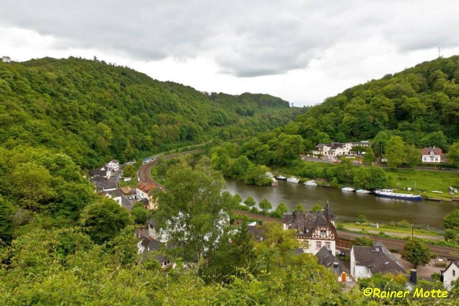 Lahnwanderweg Etappe 16: Limburg – Balduinstein
