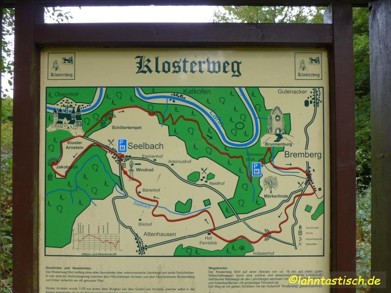 Klosterweg Lahn