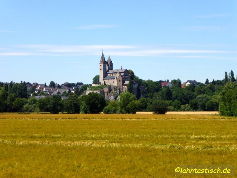 Majestätisch: St. Lubentius in Dietkirchen