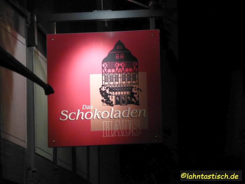 Limburg - Schokoladenhaus