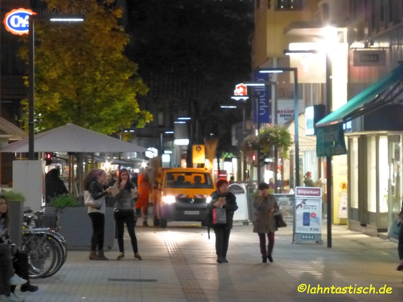 Limburg - Fußgängerzone