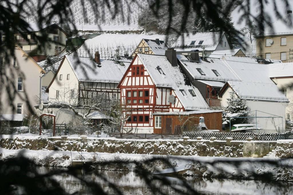 Obernhof im Winter - Gaby Fischer