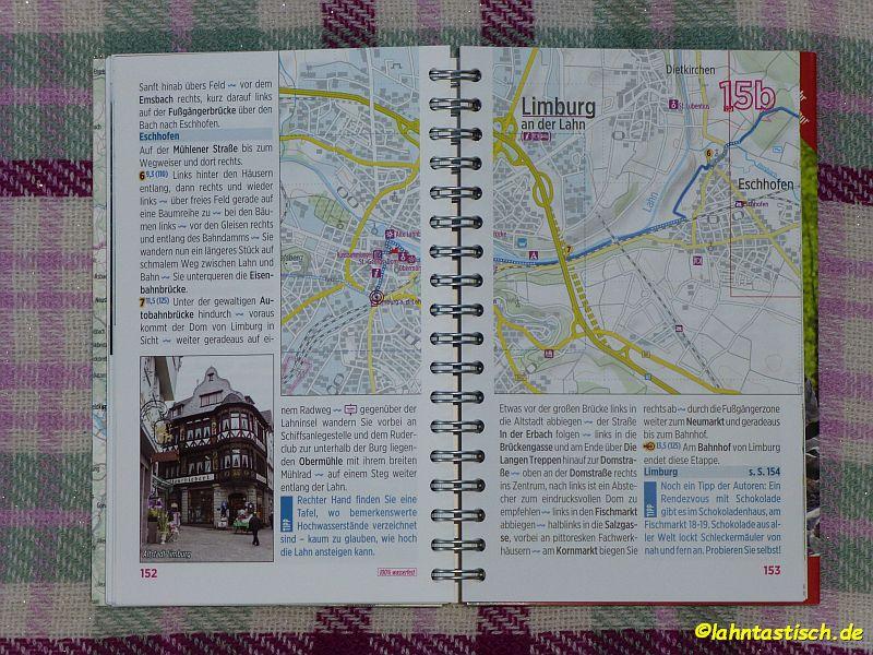 Übersichtskarten und detaillierte Beschreibung - einfach klasse!