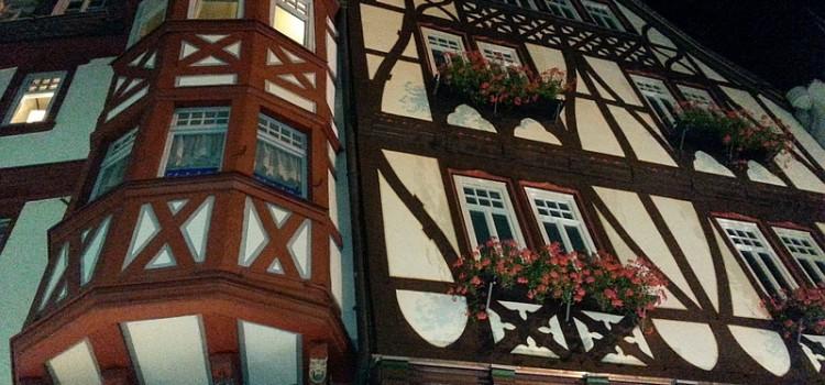 Hört Ihr Leute lasst Euch sagen… Nachtwächterführung durch Limburg