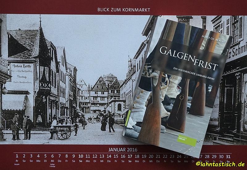 Galgenfrist - ein historischer Limburg-Krimi