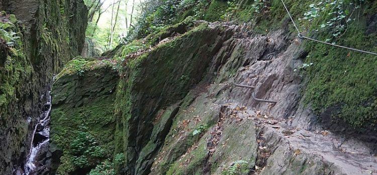 Lahnwanderweg mal rückwärts – Etappe 19 von der Mündung bis Bad Ems