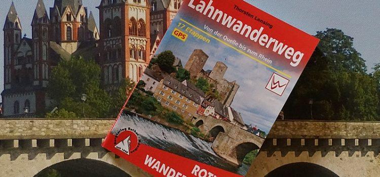 """Rother Wanderführer """"Lahnwanderweg"""" – von der Quelle bis zum Rhein"""