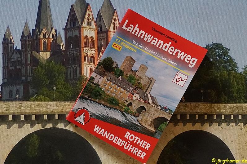 "Rother Wanderführer ""Lahnwanderweg"""