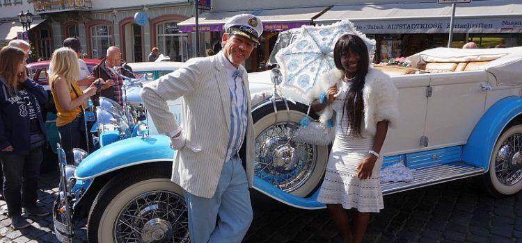 Auto Classic und verkaufsoffener Sonntag in Limburg