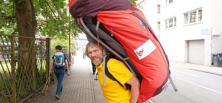 Gemütlich mit den Lamas und sportlich mit Thorsten Hoyer – ein Wochenende auf dem Lahnwanderweg
