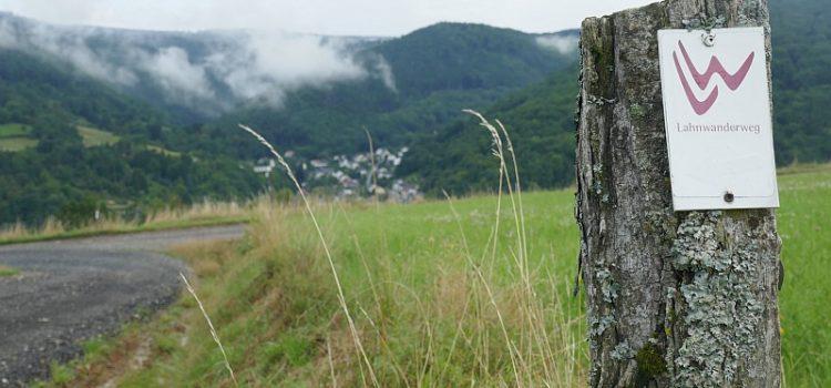 Drei Tage Lahnwanderweg – Tourenvorschlag
